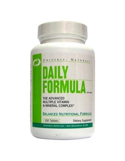 Daily Formula Universal 100 таблеток